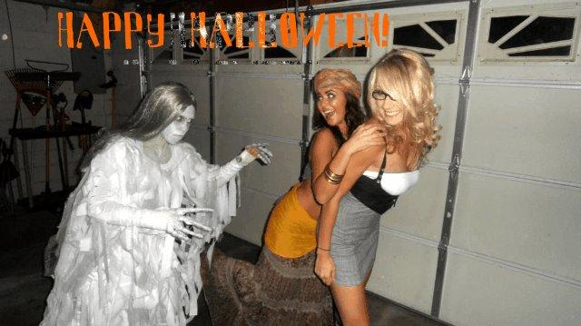 Happy Halloween, y'all!