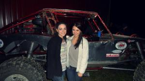Haley and I had our first, Southern off-roading experience!